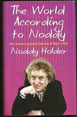 £4.99 • Buy The World According To Noddy By Holder, Noddy Book The Cheap Fast Free Post