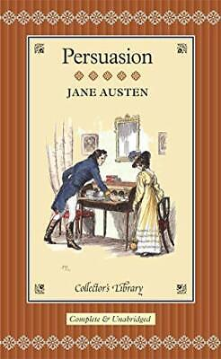 Persuasion (Collector's Library) By Austen, Jane Hardback Book The Cheap Fast • 4.49£
