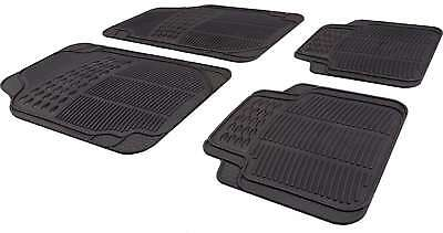 Rubber/ Carpet /Deep Floor Car Mats For Dacia 1310, Duster, Lodgy, Logan, Logan • 12.99£