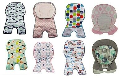 £18.42 • Buy NEW ~Fisher Price HIGH CHAIR Or SPACE SAVER Replacement Pad Cover Cushion