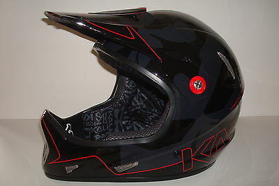 Kali Protectives Avatar Team DH Helmet Red • 62.61£