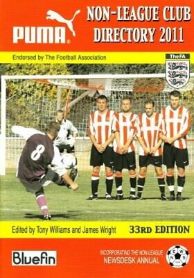 £4.49 • Buy Non-League Club Directory 2011 Paperback Book The Cheap Fast Free Post