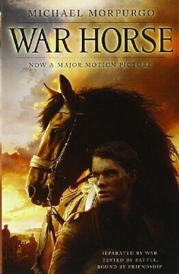 £3.29 • Buy War Horse By Morpurgo, Michael Book The Cheap Fast Free Post