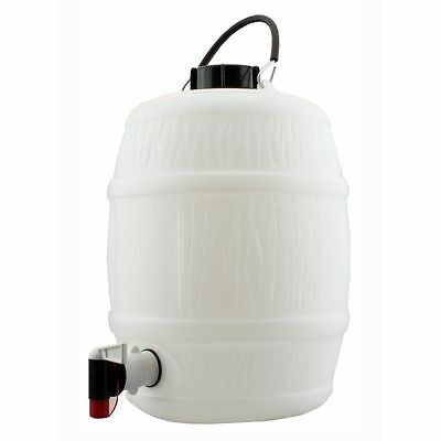 £39.99 • Buy Youngs 2 Gal Pressure Barrel For Home Brew Beer Making. With Gas Injection Valve