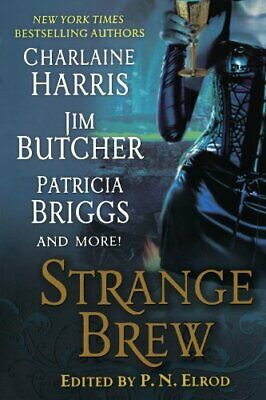 £6.49 • Buy Strange Brew By Patricia Briggs Book The Cheap Fast Free Post