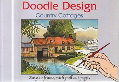 £5.49 • Buy Countryside Scenes/Country Cottages: No. 221C (Doodle Design S.) Paperback Book