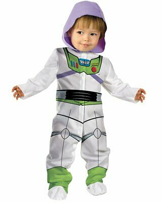 £20.34 • Buy CK524 Buzz Lightyear Infant Baby Toy Story Fancy Dress Light Year Party Costume