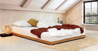 Handmade Wooden Low Loft Bed - By Get Laid Beds • 358£