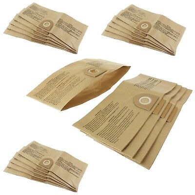20 Superior Quality Paper Dust Bags For Vax 6130 6131 6135  Vacuum Cleaners • 8.89£