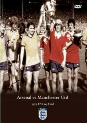 1979 FA Cup Final Arsenal FC V Manchester United [DVD] - DVD  4WVG The Cheap • 4.17£