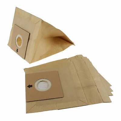 5 Superior Quality Paper Bags For Argos VC06 VC-06 VC06E VC-06E Vacuum Cleaners • 4.99£