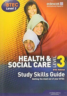 £3.59 • Buy BTEC Level 3 National Health And Social Care Study Guide By Asbridge, Laura The