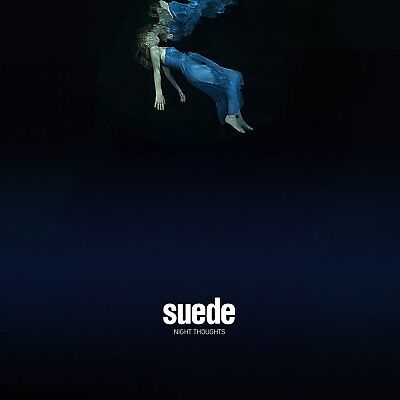 Suede - Night Thoughts (NEW CD & DVD) • 16.65£
