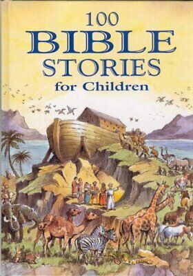 £4.49 • Buy 100 Bible Stories For Children By Retold By Jackie Andrews Hardback Book The