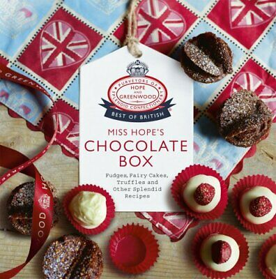£3.99 • Buy Miss Hope's Chocolate Box By Hope And Greenwood Hardback Book The Cheap Fast