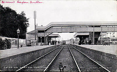 £25 • Buy Chipping Norton Junction In Eaton's Series By Trading Photo Co. Railway Station.