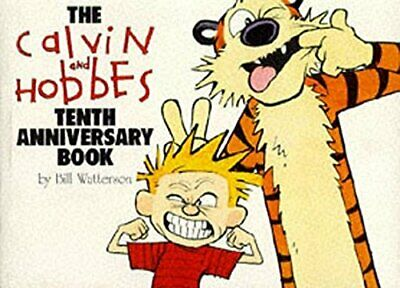 £3.29 • Buy The Calvin And Hobbes Tenth Anniversary Book By Watterson, Bill Paperback Book