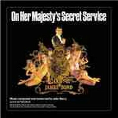 On Her Majesty's Secret Service OST - John Barry - Various (NEW CD) • 6.75£
