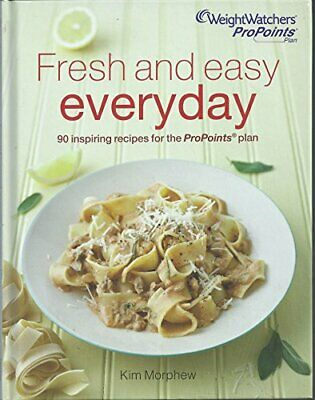 Weight Watchers Fresh And Easy Everyday Cookbook Book The Cheap Fast Free Post • 3.59£
