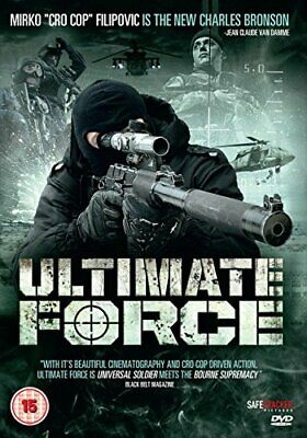 Ultimate Force [DVD] - DVD  KWVG The Cheap Fast Free Post • 3.49£