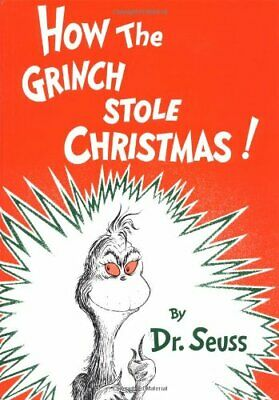£3.29 • Buy How The Grinch Stole Christmas! (Classic Seuss) By Dr. Seuss Paperback Book The