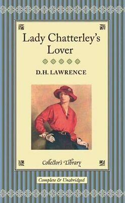 Lady Chatterley's Lover (Collector's Library) By H. Lawrence, D. Hardback Book • 7.49£