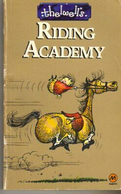 £5.99 • Buy Thelwell's Riding Academy, Thelwell Paperback Book The Cheap Fast Free Post