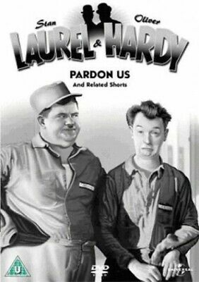 £3.90 • Buy Laurel And Hardy Classic Shorts: Volume 19 - Pardon Us/... [DVD] - DVD  CUVG The