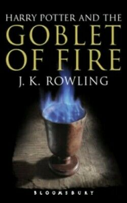 $ CDN6.80 • Buy Harry Potter And The Goblet Of Fire (Book 4): Adult..., Rowling, J. K. Paperback