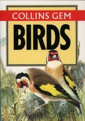 Collins Gem - Birds (Gem Nature Guides) By Woodcock, Martin Paperback Book The • 8.49£