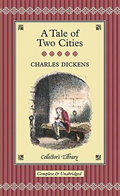 A Tale Of Two Cities (Collector's Library) By Dickens, Charles Hardback Book The • 8.99£