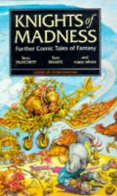 Knights Of Madness By Haining, Peter Paperback Book The Cheap Fast Free Post • 12.99£
