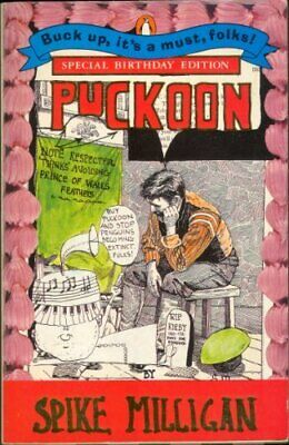 Puckoon By Milligan, Spike Paperback Book The Cheap Fast Free Post • 6.49£