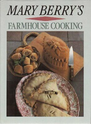 £5.49 • Buy Mary Berry's Farmhouse Cooking By Mary Berry Book The Cheap Fast Free Post