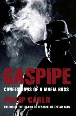 Gaspipe: Confessions Of A Mafia Boss By Carlo, Philip Paperback Book The Cheap • 3.21£