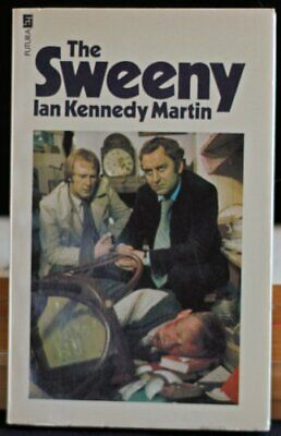 The Sweeney, Martin, Ian Kennedy Paperback Book The Cheap Fast Free Post • 6.49£