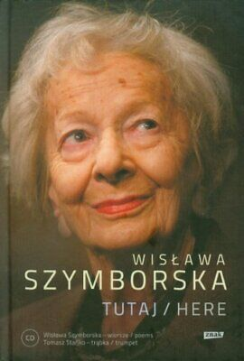Tutaj Here Z Plyta CD By Szymborska, Wislawa Book The Cheap Fast Free Post • 10.99£