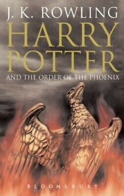 $ CDN5.61 • Buy Harry Potter And The Order Of The Phoenix (Book 5) [Ad..., J.K. Rowling Hardback