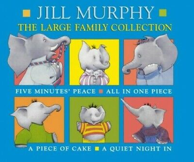 £11.99 • Buy The Large Family Collection By Murphy, Jill Hardback Book The Cheap Fast Free