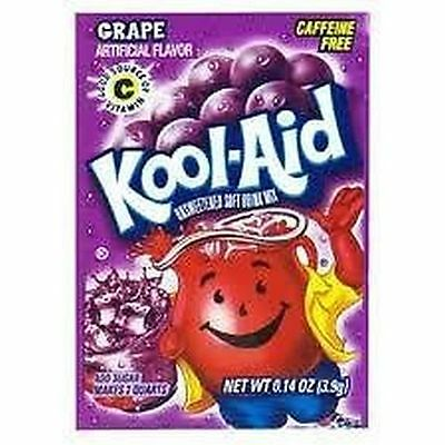 Kool-Aid Drink Mix Grape 10 Count   • 3.54£