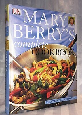 £5.99 • Buy Mary Berry's Complete Cookbook By Berry, Mary Hardback Book The Cheap Fast Free