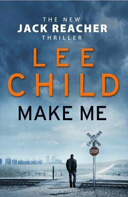 Make Me: (Jack Reacher 20) By Child, Lee Book The Cheap Fast Free Post • 3.99£