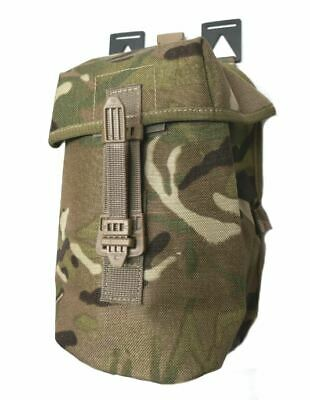 £14.99 • Buy NEW - Genuine Army Issue Belt Mounted MTP Multicam PLCE Webbing UTILITY Pouch