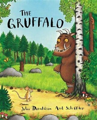 £11.99 • Buy The Gruffalo By Donaldson, Julia Board Book Book The Cheap Fast Free Post