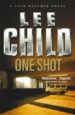One Shot By Child, Lee Hardback Book The Cheap Fast Free Post • 5.99£