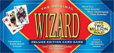 Wizard Card Game: The Ultimate Game Of Trump! By U.s. Games Systems (English) Fr • 16.15$