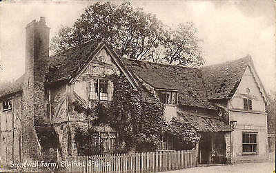 Chalfont St Giles. Stonewell Farm By F.W.Lane, Chalfont St Giles. • 10£