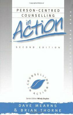 £7.49 • Buy Person-Centred Counselling In Action By Brian Thorne Paperback Book The Cheap