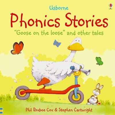 £5.49 • Buy Phonic Stories For Young Readers: V. 1 (Usborne ... By Cox, Phil Roxbee Hardback
