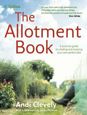 £3.59 • Buy The Allotment Book By Clevely, Andi Hardback Book The Cheap Fast Free Post